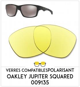 Verres de remplacement Oakley Jupiter squared  009135