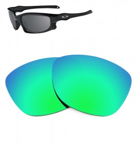Compatible lenses Oakley Split jacket 009099 vented