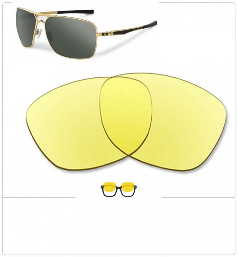 fccd89d017 Compatible lenses for Oakley Plaintiff square 004063