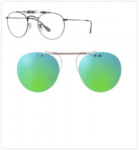 15c0e40caf9 Compatible clipon-sunglasses for Ray-Ban 3556-53mm · View Detail View  Detail Quick view Quick View
