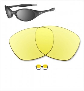 Compatible lenses for Oakley Eye jacket