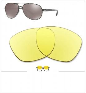 Compatible lenses for Oakley FEEDBACK