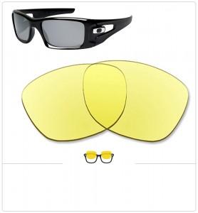 Compatible lenses for Oakley CRANKCASE