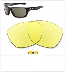 Compatible lenses for Oakley Jury