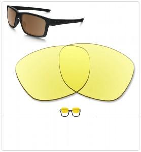Compatible lenses for Oakley Mainlink