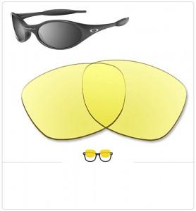 Compatible lenses for Oakley Eye jacket