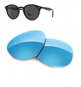 Verres de remplacement Ray-Ban 2180-49mm