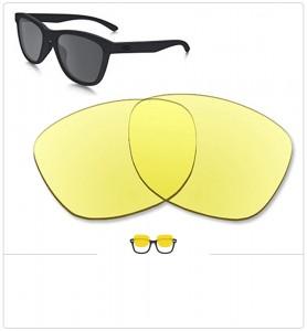 Compatible lenses for Oakley Moonlighter