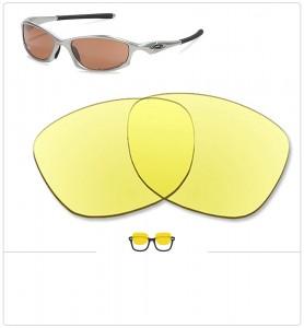 Compatible lenses for Oakley Hatchet wire