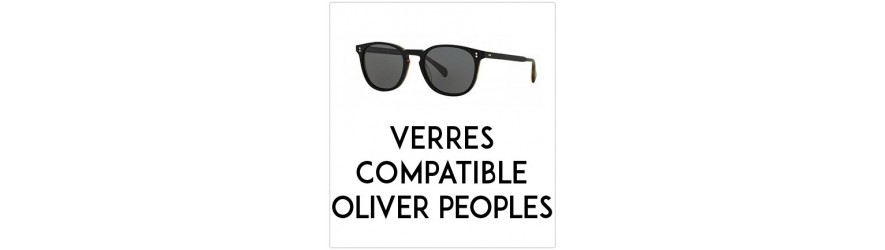 Flip-up clip-on-sunglasses  - Compatible Oliver Peoples | Changer mes