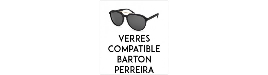 Sun lenses - Compatible Barton Perrera frames | Changer mes Verres