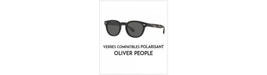 Digital lenses - Compatible Oliver Peoples frames | Changer mes Verres