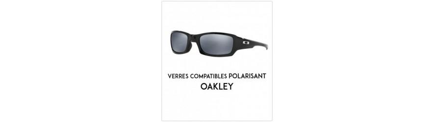 Digital lenses - Compatible Oakley frames | Changer mes Verres