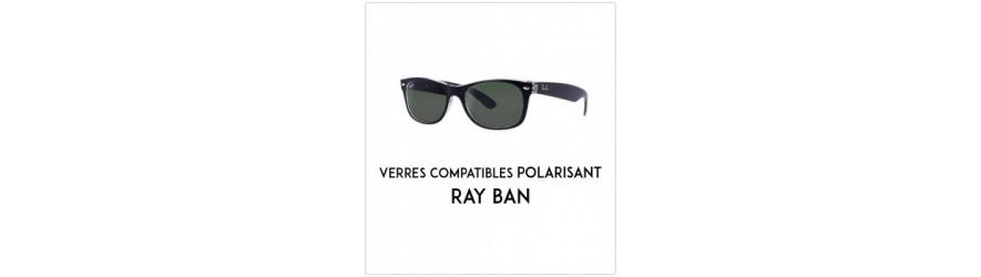 Polarized lenses - Compatible Ray Ban frames | Changer mes Verres