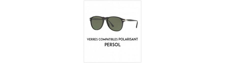Fashion lenses - Compatible Persol frames | Changer mes Verres