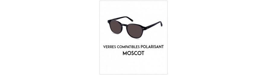 Fashion lenses - Compatible Moscot frames | Changer mes Verres