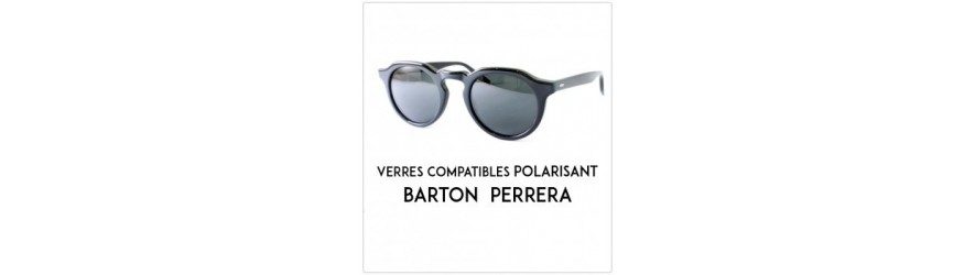 Fashion lenses - Compatible Barton Perrera frames | Changer mes Verres