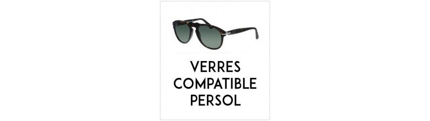 Sun lenses - Compatible Persol frames | Changer mes Verres