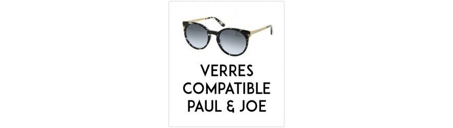 Verres solaires - Compatibles Paul & Joe | Changer mes Verres