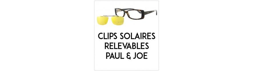Clips solaires relevables - Compatibles Paul & Joe | ChangermesVerres